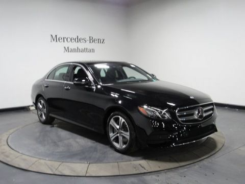 New 2020 Mercedes-Benz E 350