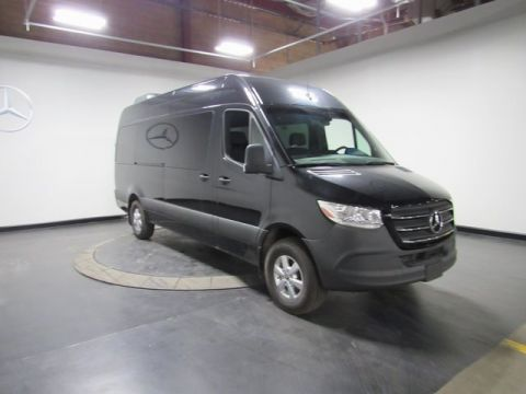 New 2020 Mercedes-Benz Sprinter 2500 Passenger 170 WB High Roof
