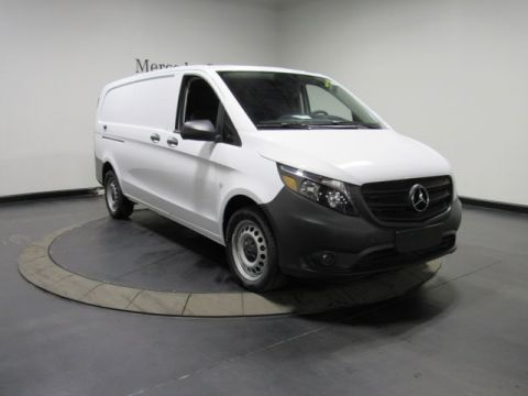 New 2020 Mercedes-Benz Metris Cargo