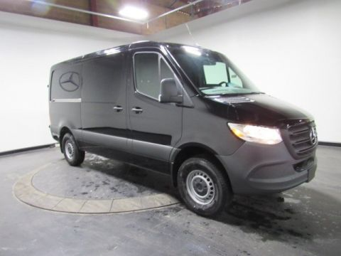 New 2019 Mercedes-Benz Sprinter 1500 Cargo Van 144 in. WB