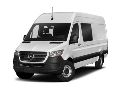 New 2019 Mercedes-Benz Sprinter 2500 High Roof
