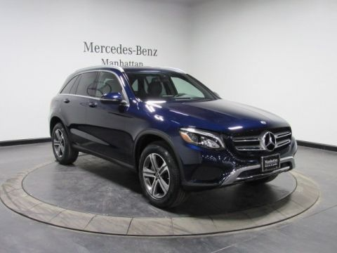 Certified Pre-Owned 2018 Mercedes-Benz GLC 300 4MATIC®