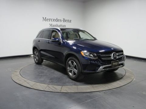 Certified Pre-Owned 2018 Mercedes-Benz GLC GLC 300 4MATIC®