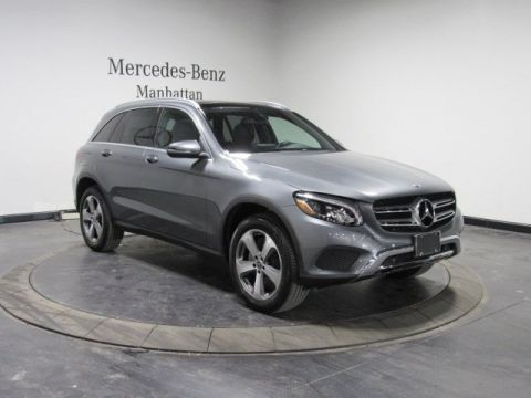 Certified Pre-Owned 2019 Mercedes-Benz GLC 300 4MATIC®
