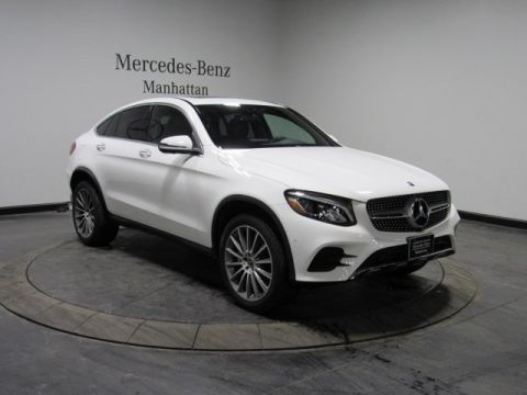 Certified Pre-Owned 2019 Mercedes-Benz GLC GLC 300 Coupe 4MATIC®