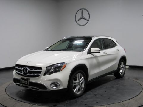 Certified Pre-Owned 2018 Mercedes-Benz GLA GLA 250 4MATIC®