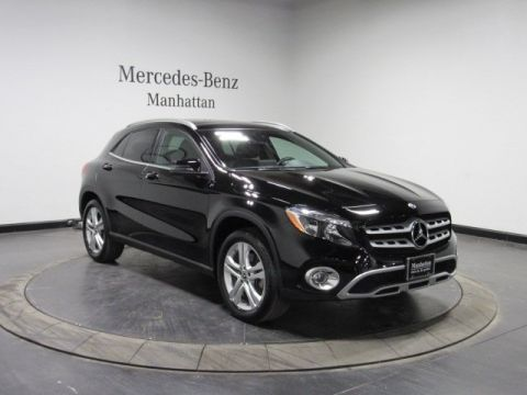 Certified Pre-Owned 2019 Mercedes-Benz GLA 250 4MATIC®