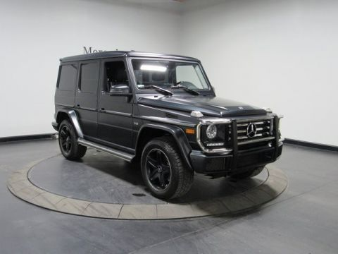 Certified Pre-Owned 2018 Mercedes-Benz G 550
