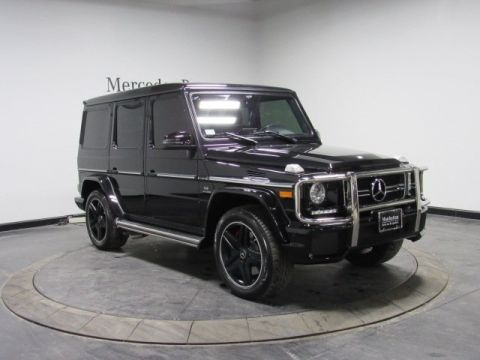 Certified Pre-Owned 2017 Mercedes-Benz G 63 AMG®