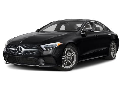 Pre-Owned 2019 Mercedes-Benz CLS CLS 450 4MATIC®