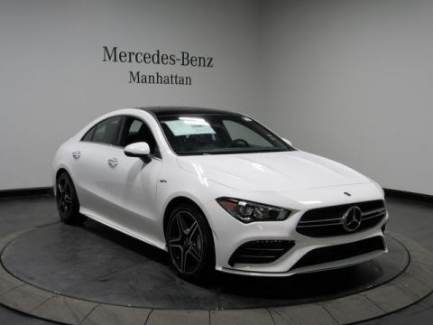 New 2020 Mercedes-Benz CLA CLA 35 AMG® 4MATIC®