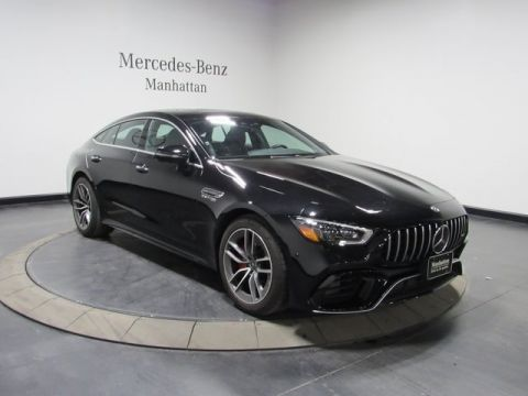 Certified Pre-Owned 2019 Mercedes-Benz AMG® GT Base 4MATIC®