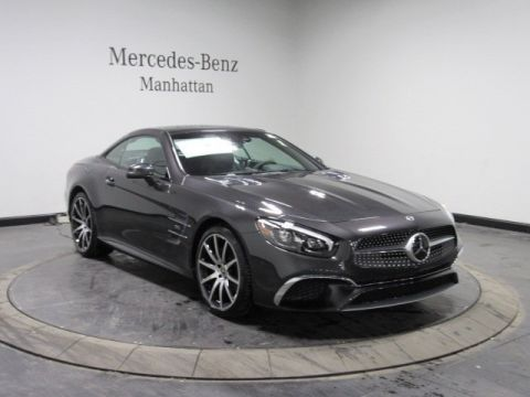 New 2020 Mercedes-Benz SL 450