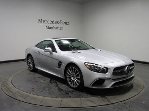 New 2019 Mercedes-Benz SL 550