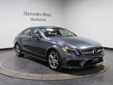 Certified Pre-Owned 2016 Mercedes-Benz CLS 400 4MATIC®