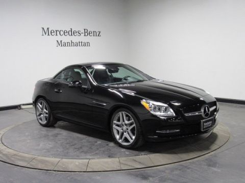Certified Pre-Owned 2016 Mercedes-Benz SLK 300 RWD 2D Convertible