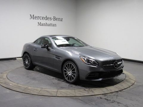 New 2020 Mercedes-Benz SLC SLC 43 AMG® Base