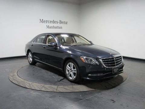 Certified Pre-Owned 2018 Mercedes-Benz S 450