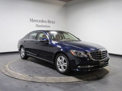 Certified Pre-Owned 2019 Mercedes-Benz S-Class