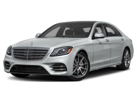 Pre-Owned 2020 Mercedes-Benz S 450
