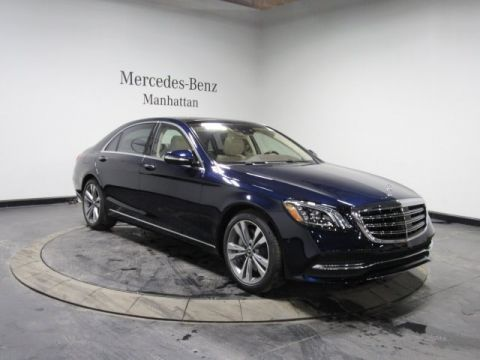 New 2020 Mercedes-Benz S 450