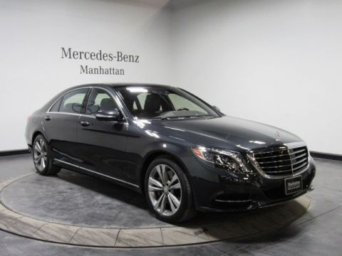 Certified Pre-Owned 2015 Mercedes-Benz