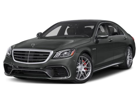 Certified Pre-Owned 2018 Mercedes-Benz S 63 AMG®