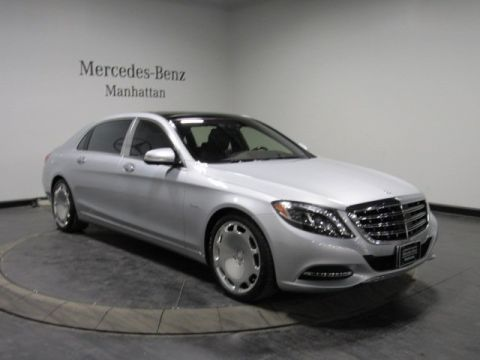 Certified Pre-Owned 2017 Mercedes-Benz Maybach S550