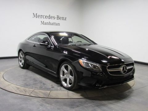 Certified Pre-Owned 2015 Mercedes-Benz S-Class