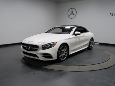 Certified Pre-Owned 2019 Mercedes-Benz S 560