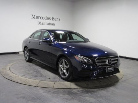 Certified Pre-Owned 2017 Mercedes-Benz E 300