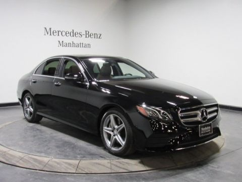 Certified Pre-Owned 2017 Mercedes-Benz
