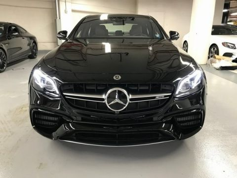 New 2020 Mercedes-Benz E 63 S AMG®