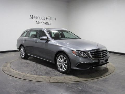 Certified Pre-Owned 2017 Mercedes-Benz E 400